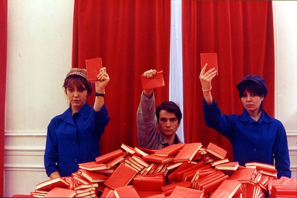 Godard, La Chinoise(1967)