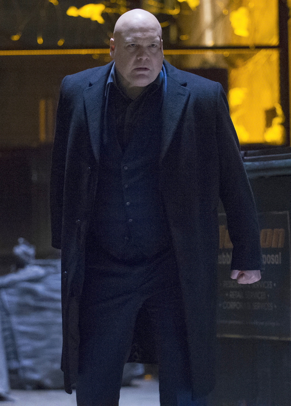 "Wilson Fisk, aka ""The Kingpin"""