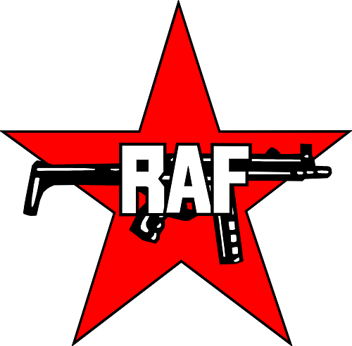 Red Army Faction (RAF) logo