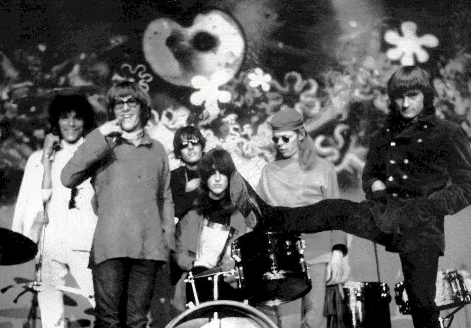 Jefferson Airplane circa 1970