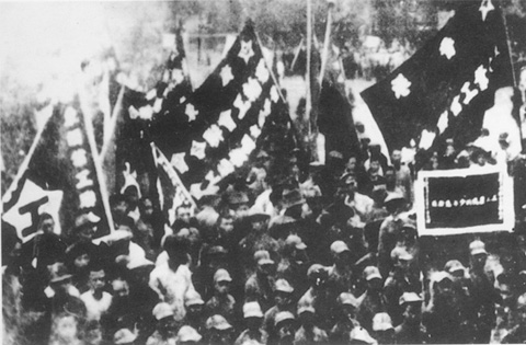 Canton-Hong Kong strike in 1925
