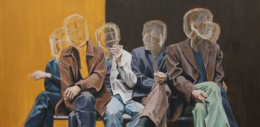 Ian Matchett,  The Bench Sitters  (2012)