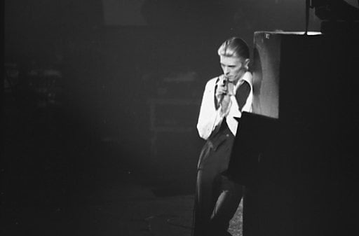 Bowie's Thin White Duke