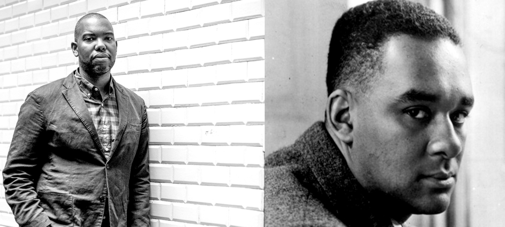 Left: Ta-Nehisi Coates. Right: Richard Wright
