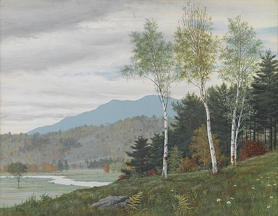 Richard L. Brown's  Mt. Monadnock