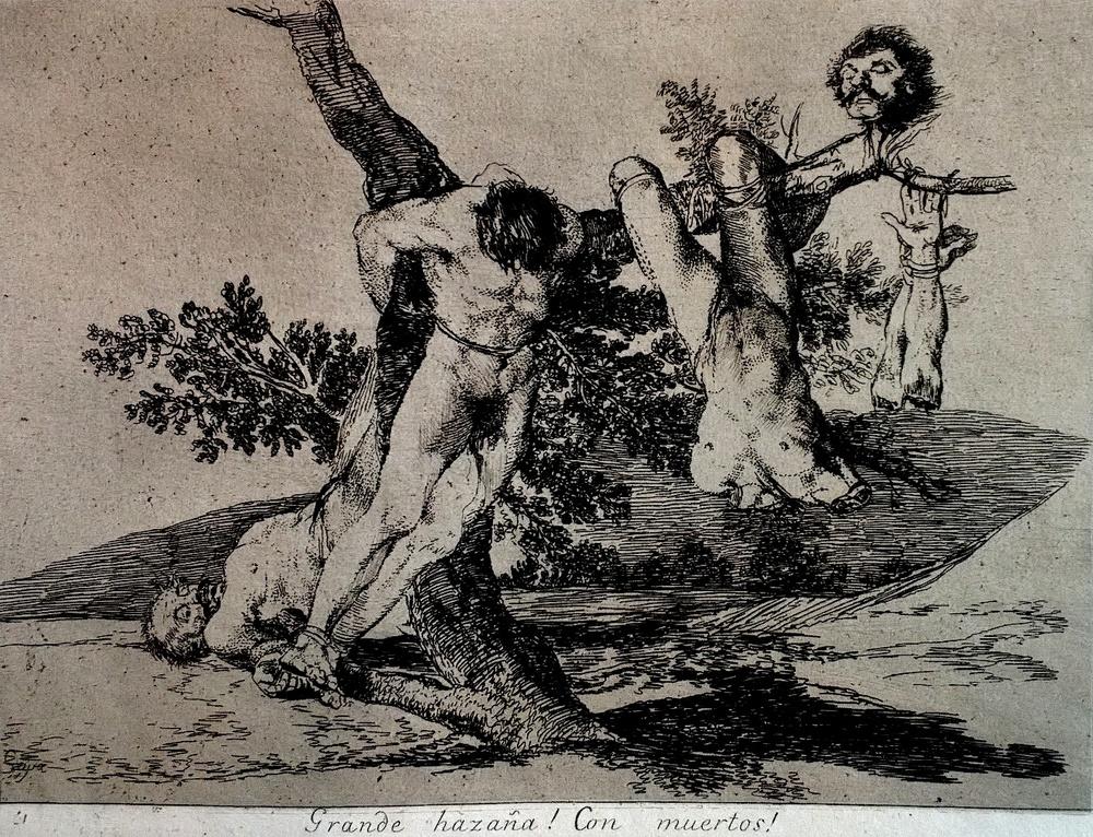 Disasters of War (Goya)