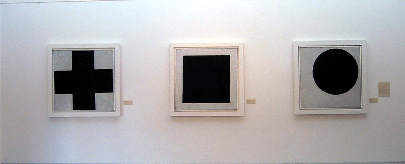 Kazimir Malevich: popular avant-gardist