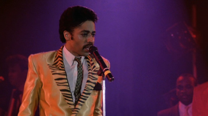 Morris Day in  Purple Rain .