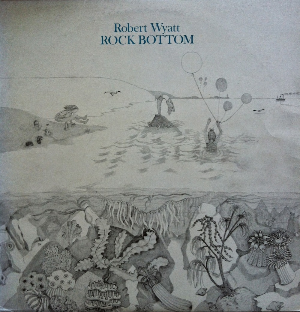 Cover art for Wyatt's  Rock Bottom