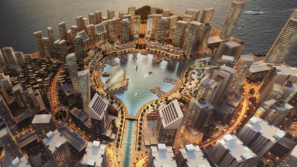 Eko Atlantic: 21st century coastal slave castle?