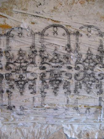 Polk Street  detail.
