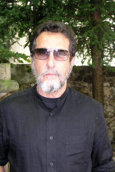 Author Harold Jaffe.
