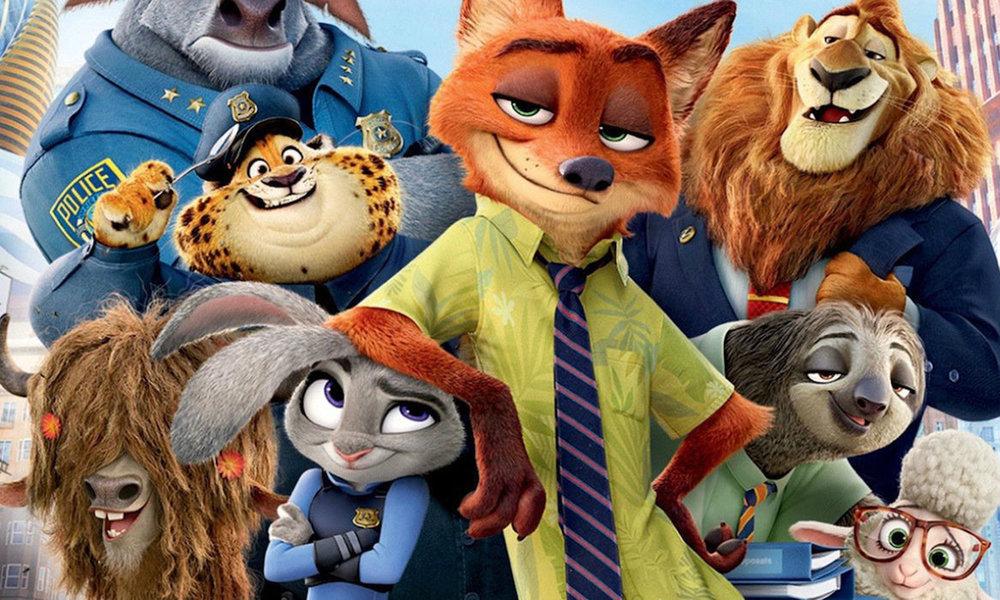 Disney's  Zootopia