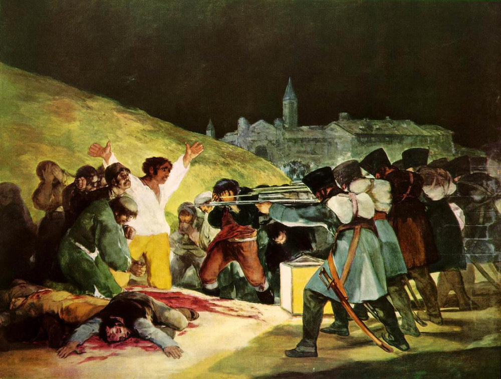Goya's  Third of May 1808