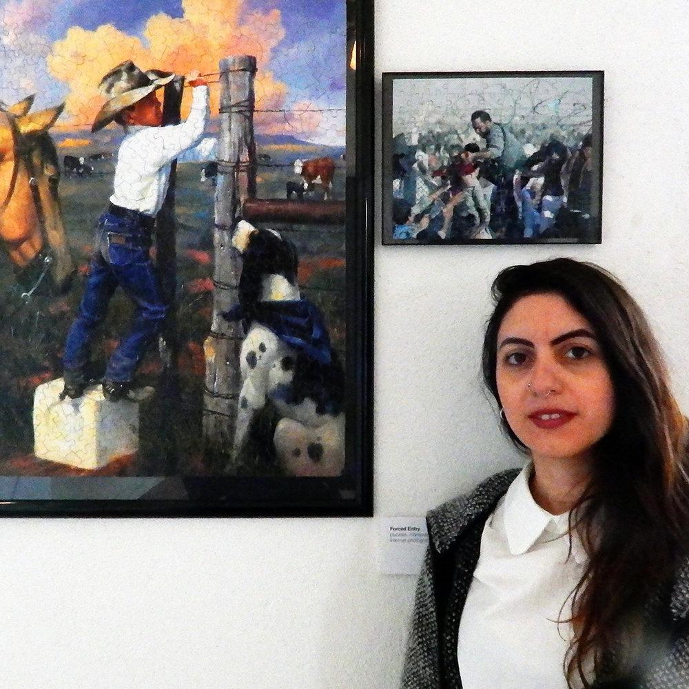 Shirin Rastin at Dollar Art House (2017)