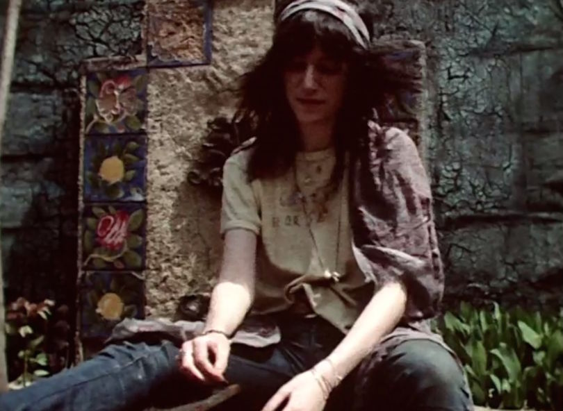Patti Smith in Adam Curtis'  HyperNormalisation.