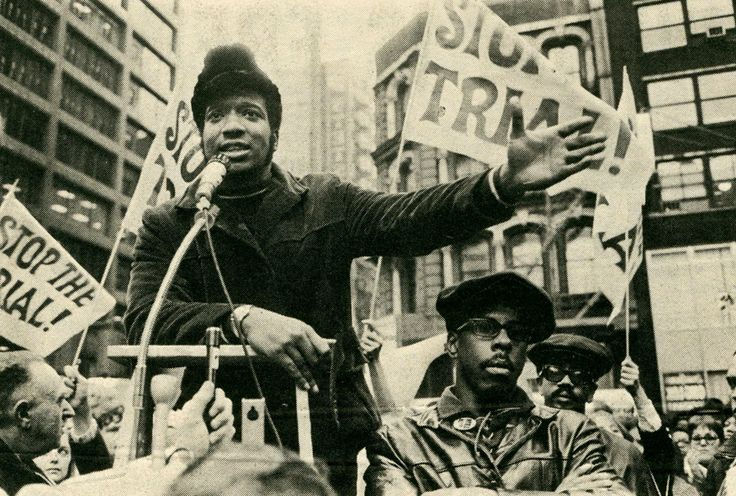 Slain Black Panther leader Fred Hampton.