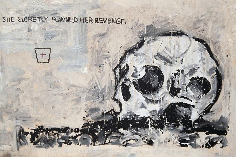 Revenge (13 Baristas) by Adam Turl