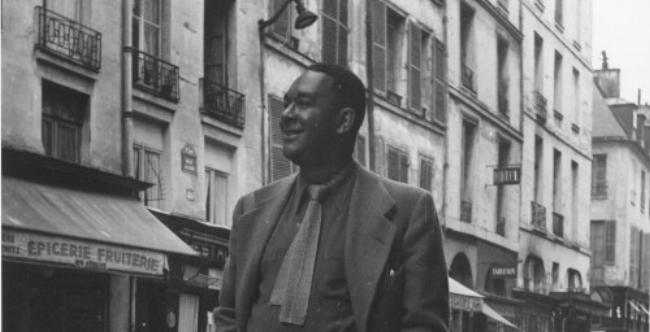 Wright in Paris.