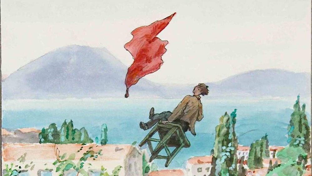 Untitled  by Ilya Kabakov.