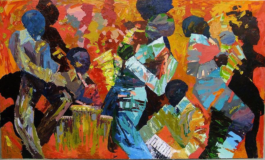 Afrobeat  by Doba Afolabi.