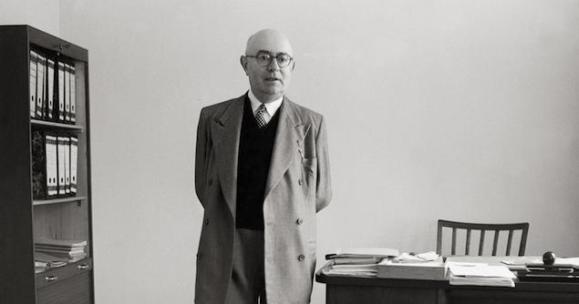 Theodor Adorno.