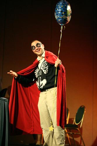 Cory Doctorow 2007