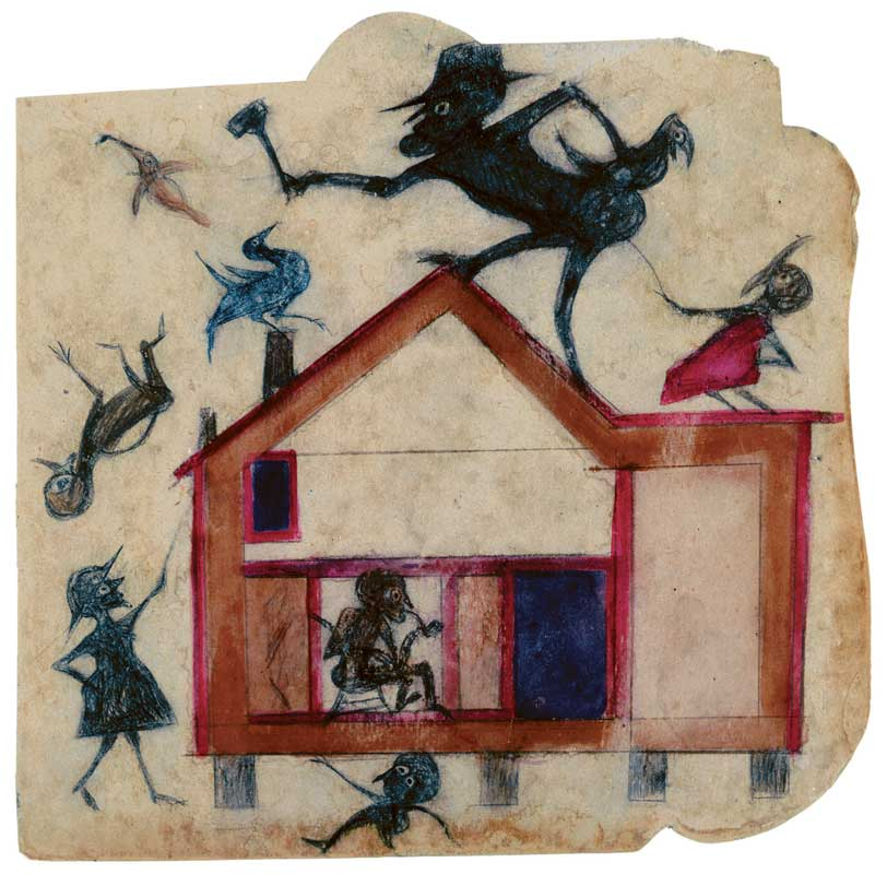 Bill Traylor (late 1940s)