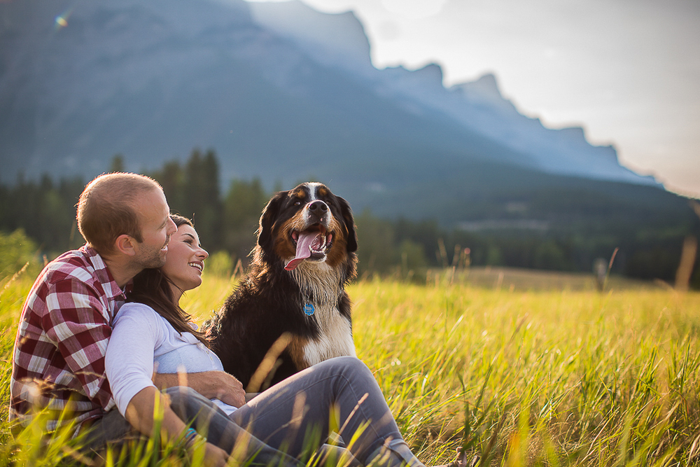 Canmore Engagement Session | Canmore Engagement Photography