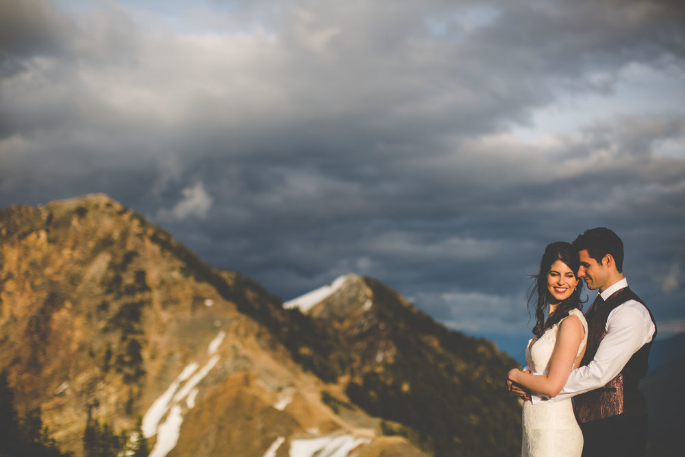 Wedding Photography at Kicking Horse Mountain Resort | Wedding BC Wedding Photography | Destination Wedding Photography | Jody Goodwin Photography