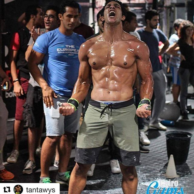 #Repost @tantawys ・・・ Type One Diabetes does not stand a chance with me. 📷: @cairogyms #DefeateDiabetes #cleansforacure #Crossfit #crossfitpharaohs #fitness #community #competition #type1diabetecathlete #type1strong #diabadass #t1dlookslikeme #t1d #StrongerThanYesterday