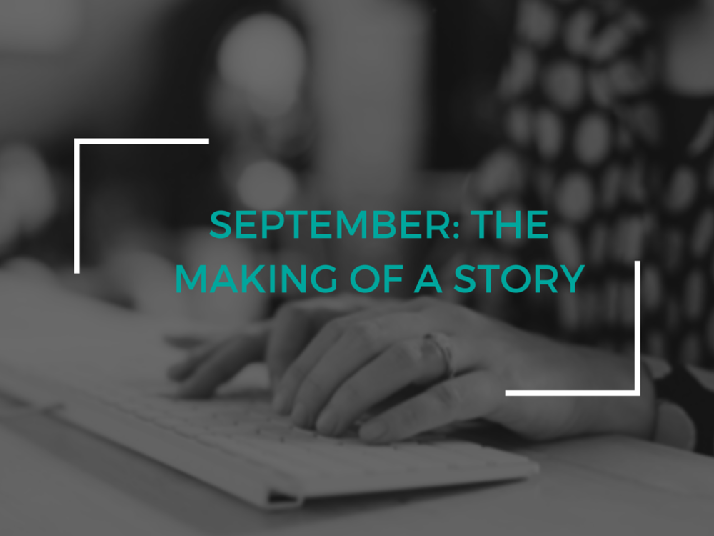 It's not enough to know what you want to write — you need to know HOW. This month will cover the basics of storytelling and incorporate some strategies that bestselling authors use.