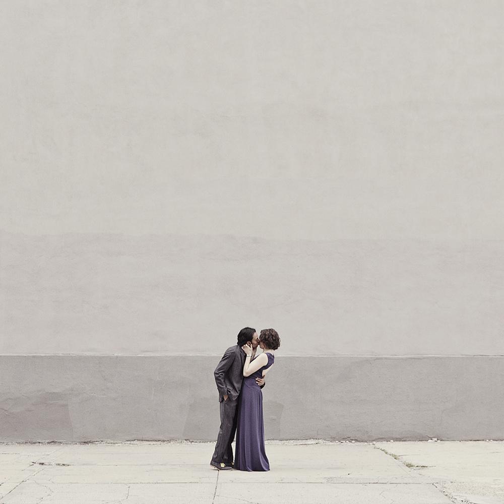 Iris & Visakh — New York)