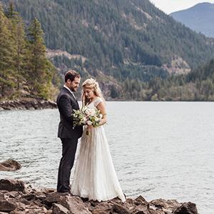 Alex & Darcy — Diablo Lake, WA