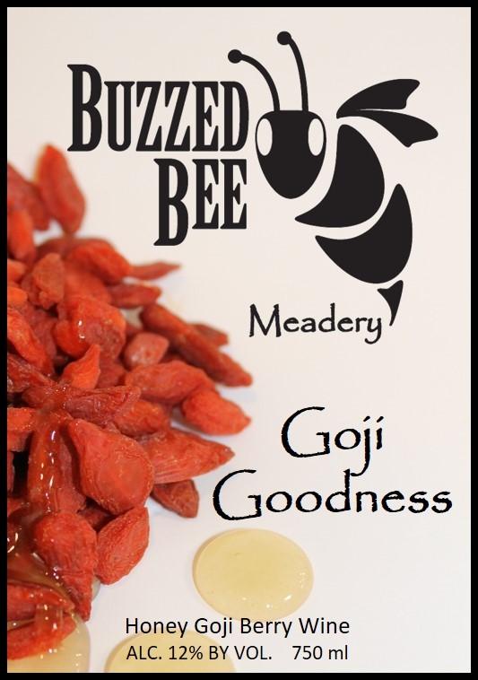 Goji Goodness - $18