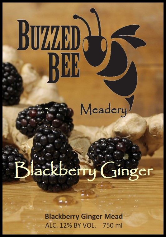 Blackberry Ginger - $20