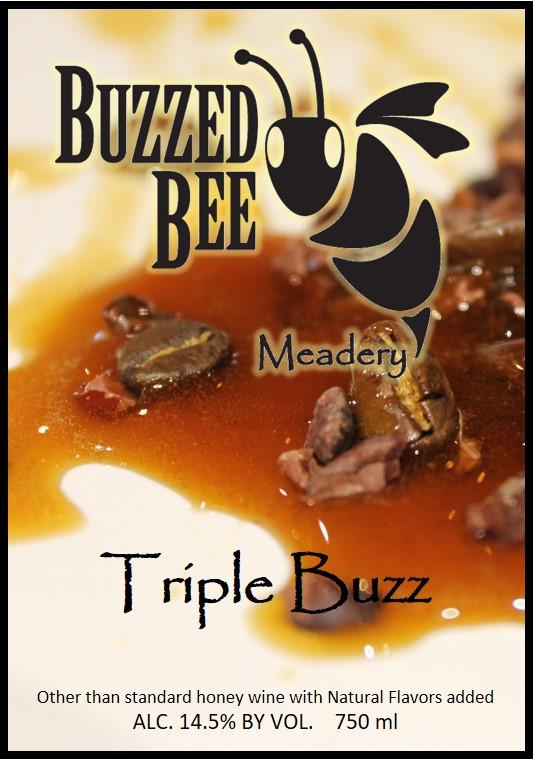 Triple Buzz - $28 - Avail. 12/16