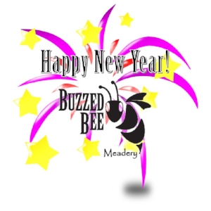 happy new year from the meadery
