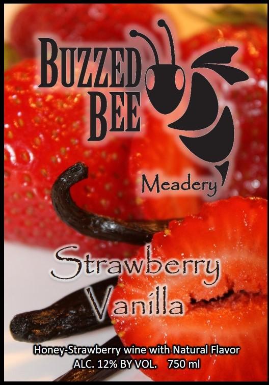 Strawberry Vanilla - $22 - Avail. 12/16