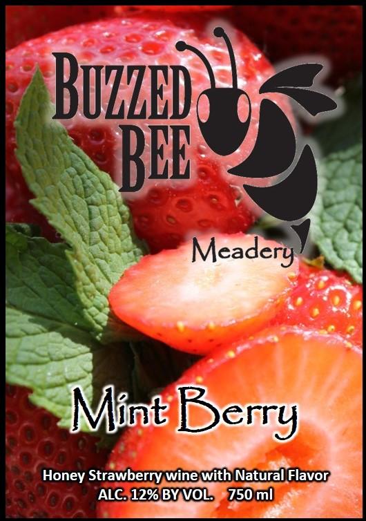 Mint Berry - $20