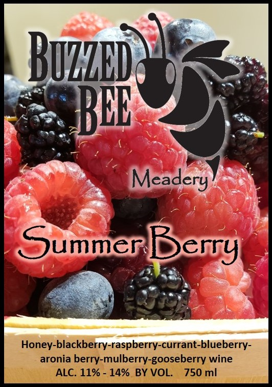Summer Berry - $20