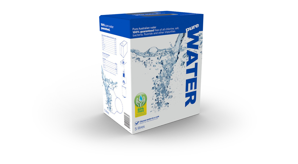 5-Litre Water Cask