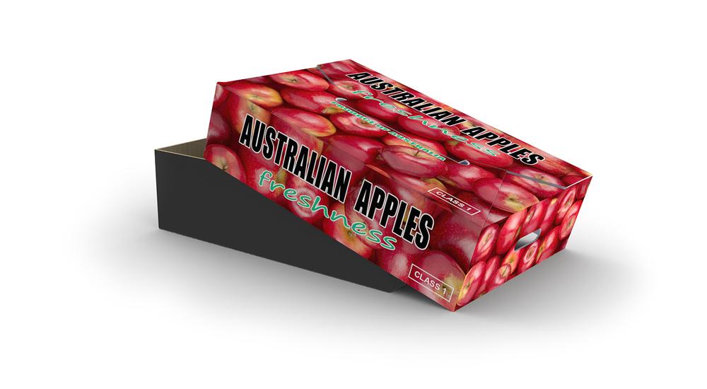 2-Piece Apple Box