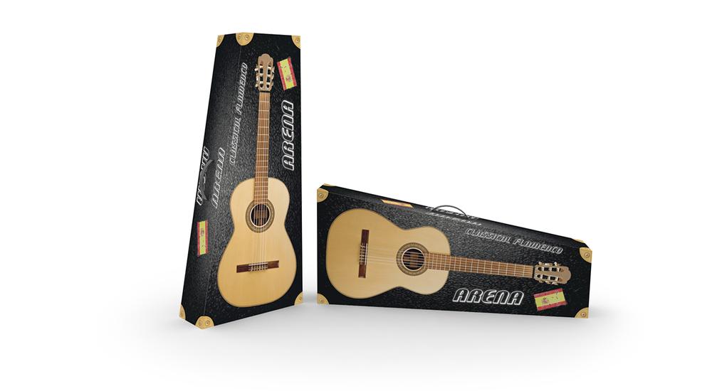 Guitar Packaging