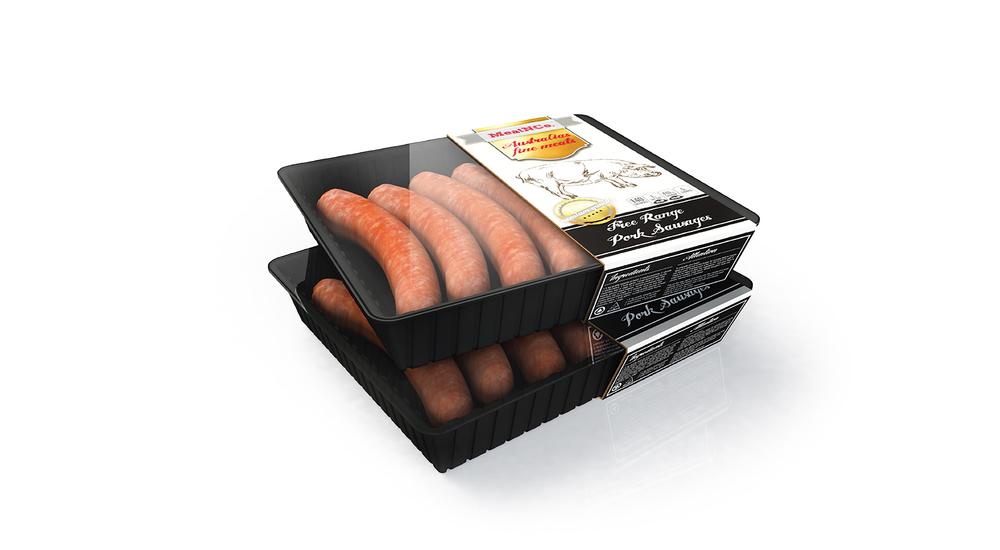 Retail Meat Pack Sleeves