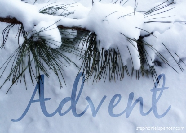 Advent seems to come like an unexpected visitor. We can anticipate its coming by the calendar. And yet, we cannot chose what will be interrupted when the season thrusts its way into our lives.
