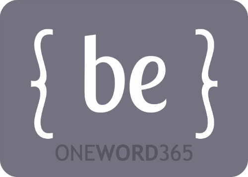 Be- One Word 365