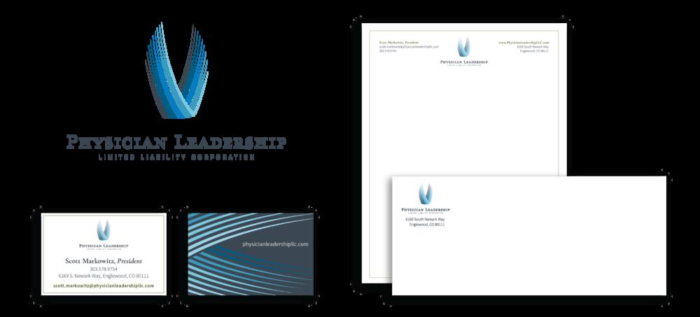 physician leadership llc branding