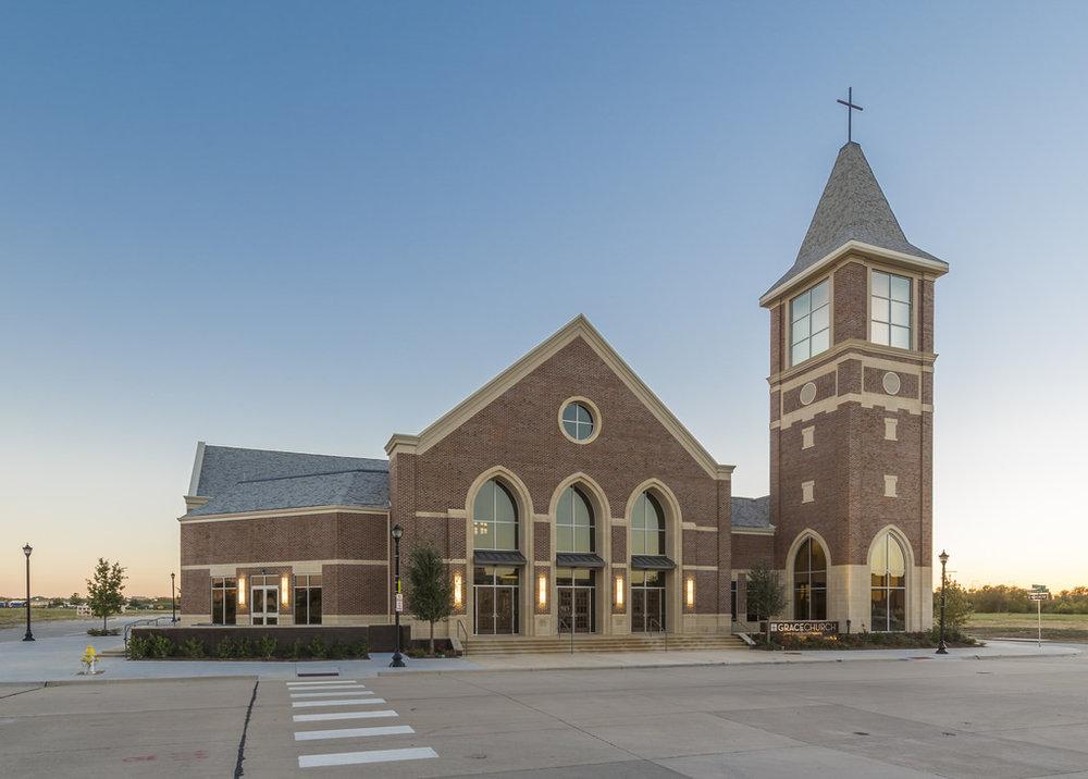 Grace Church in Frisco