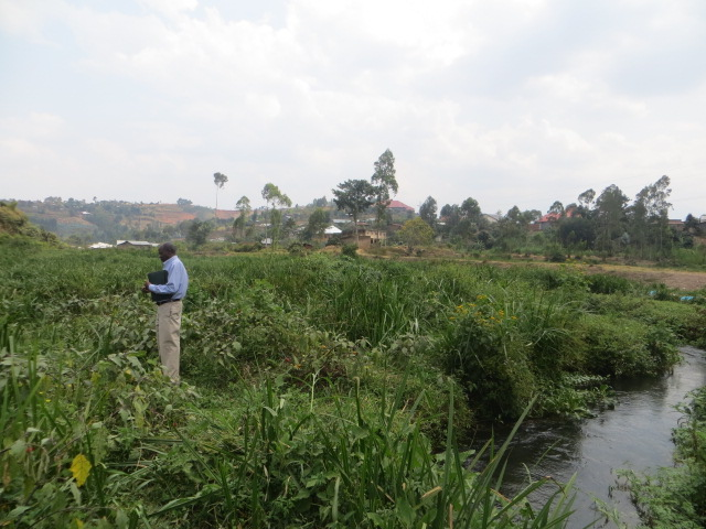 His land has natural streams and rivers flowing through it making it a perfect location for agriculture and potential aquaculture projects.